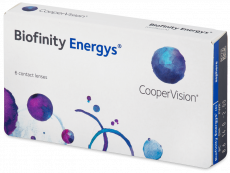 Biofinity Energys (6 linssiä)