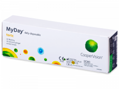 MyDay daily disposable toric (30 kpl)