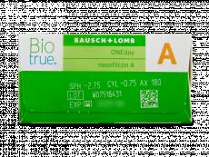 Biotrue ONEday for Astigmatism (30 kpl)
