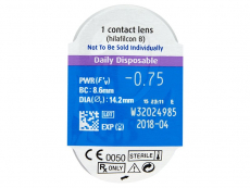 SofLens Daily Disposable (90 kpl)