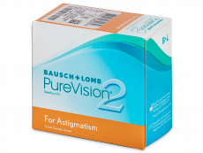 PureVision 2 for Astigmatism (6 kpl)