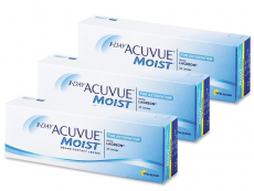 1 Day Acuvue Moist for Astigmatism (90 kpl)