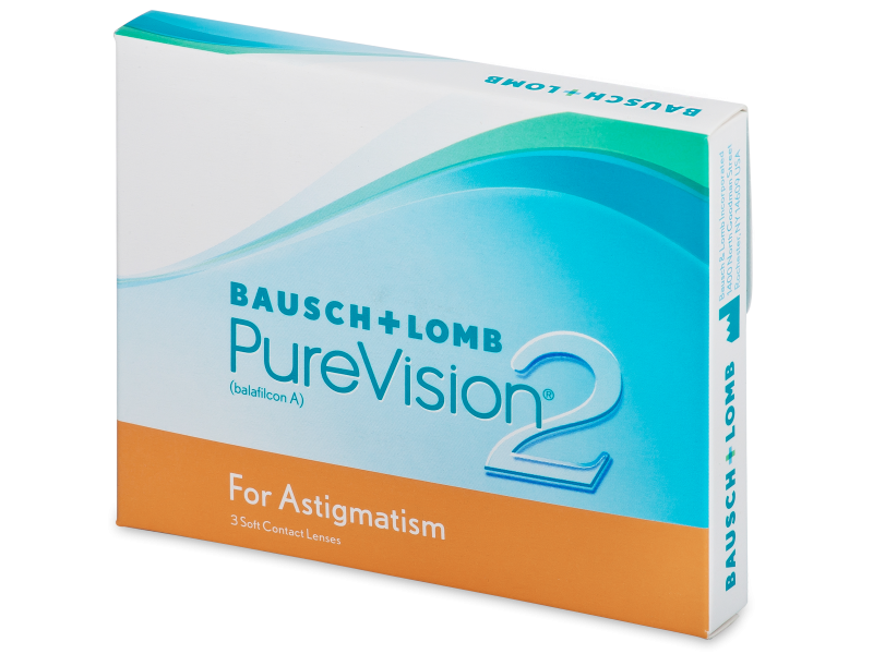 PureVision 2 for Astigmatism (3 kpl)