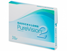 PureVision 2 (3 kpl)