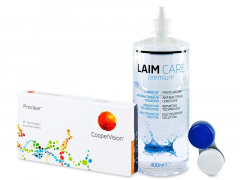 Proclear Sphere (6kpl) +Laim-Care-piilolinssineste400ml