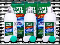 OPTI-FREE Express -piilolinssineste 3x355ml