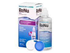 ReNu MPS Sensitive Eyes -piilolinssineste 120 ml