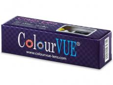 Vihreät Anaconda piilolinssit - ColourVue Crazy (2 kpl)