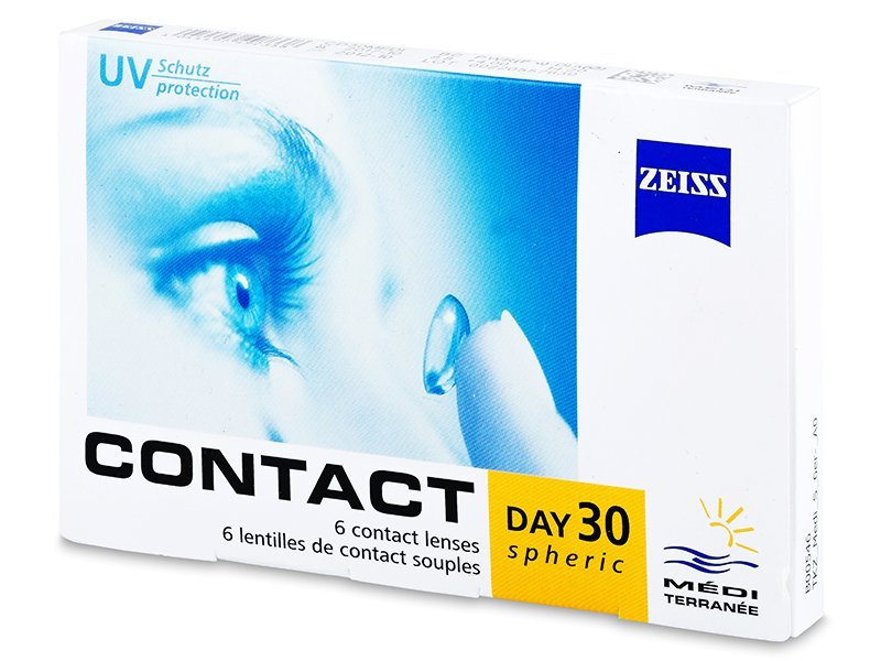 Carl Zeiss Contact Day 30 Spheric (6 kpl)