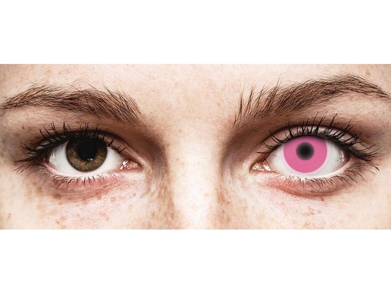 Pinkit Glow piilolinssit - ColourVue Crazy (2kpl)