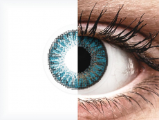 Siniset piilolinssit - TopVue Color (10kpl)