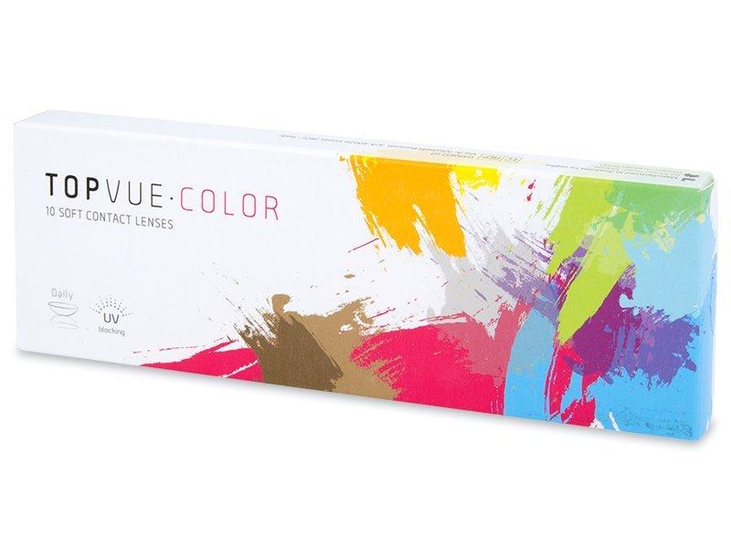 Siniset Sapphire piilolinssit - TopVue Color (10kpl)