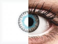 Siniset ja Harmaat Fusion linssit - ColourVue (2kpl)