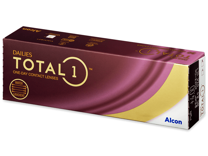 Dailies TOTAL1 (30kpl)