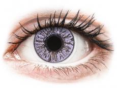 Violetit piilolinssit - FreshLook Colors - Tehoilla (2 kpl)