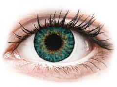 Air Optix Colors - Turquoise - Ei-Dioptriset (2 kpl)