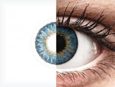 Air Optix Colors - True Sapphire - Ei-Dioptriset (2 kpl)