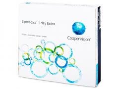 Biomedics 1 Day Extra (90kpl)