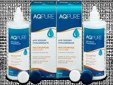 AQ Pure -piilolinssineste 2 x 360ml