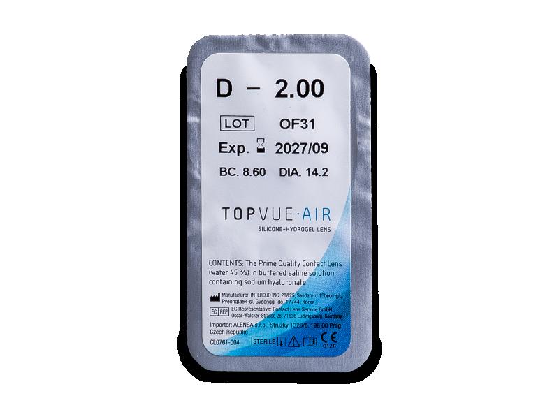 TopVue Air (6 kpl)