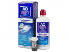 AO SEPT PLUS HydraGlyde -piilolinssineste 360ml
