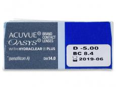 Acuvue Oasys (12kpl)