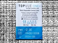 TopVue One+ (30 linssiä)