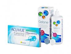 Acuvue Oasys for Presbyopia (6 kpl) + Gelone-piilolinssineste 360 ml