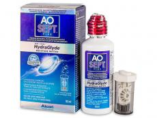 AO SEPT PLUS HydraGlyde -piilolinssineste 90ml