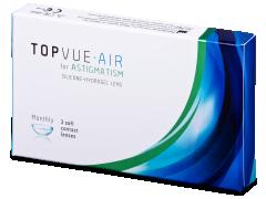 TopVue Air for Astigmatism (3 kpl)
