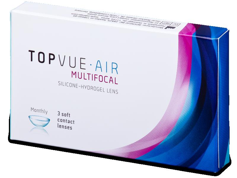 TopVue Air Multifocal (3 kpl)