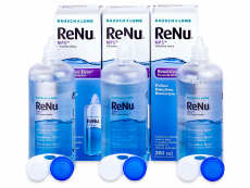 ReNu MPS Sensitive Eyes -piilolinssineste 3 x 360 ml