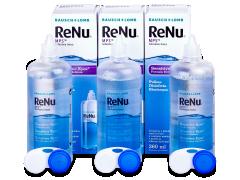 ReNu MPS Sensitive Eyes -piilolinssineste 3 x 360 ml