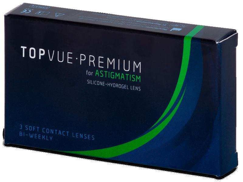 TopVue Premium for Astigmatism (3kpl)