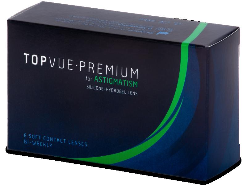 TopVue Premium for Astigmatism (6kpl)