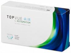 TopVue Air for Astigmatism (6 kpl)
