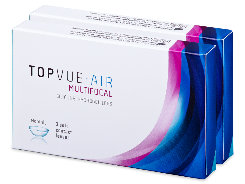 TopVue Air Multifocal (6 kpl)