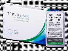 TopVue Air for Astigmatism (1 kpl)