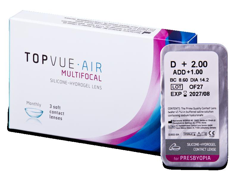 TopVue Air Multifocal (1kpl)