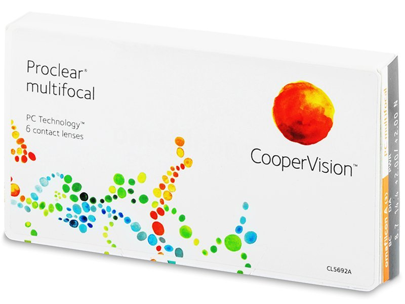 Proclear Multifocal XR (6 kpl)