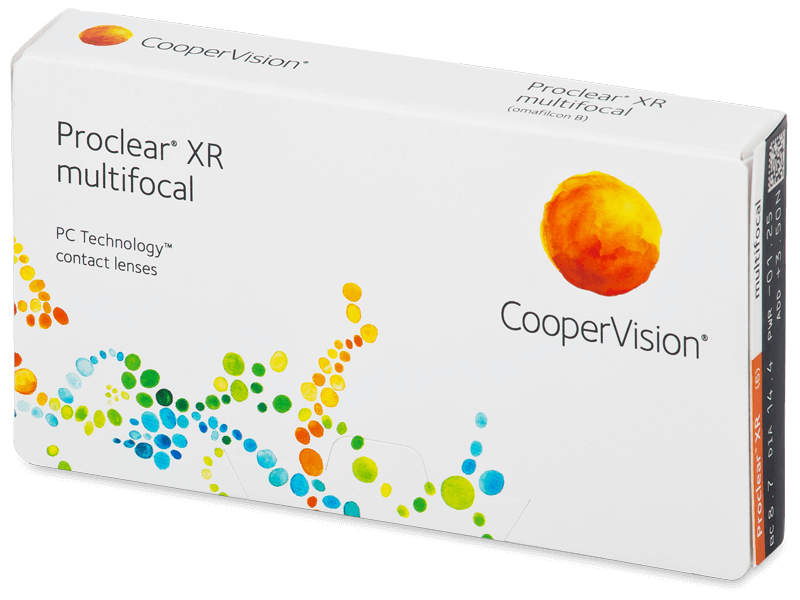 Proclear Multifocal XR (6 kpl)