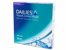 Dailies AquaComfort Plus Multifocal (90 kpl)