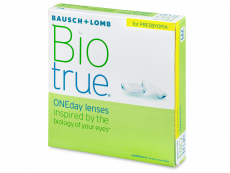 Biotrue ONEday for Presbyopia (90 kpl)