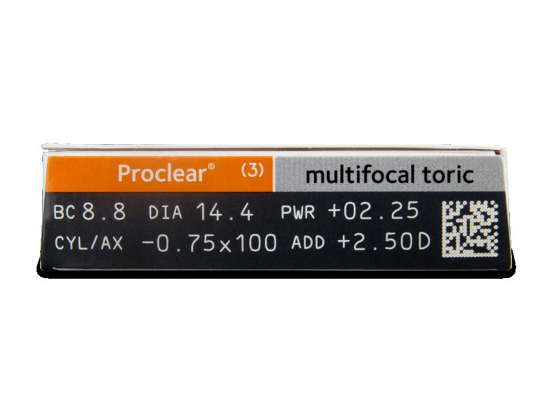 Proclear Multifocal Toric (3kpl)