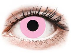 CRAZY LENS - Barbie Pink - Tehoilla (2 gekleurde daglenzen)