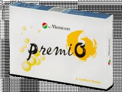 Menicon PremiO (6 linssiä)