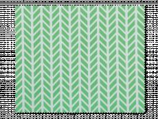 Puhdistusliina laseille - vihreävalkoinen kalanruotokuvio