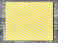 Puhdistusliina laseille - keltavalkoiset raidat