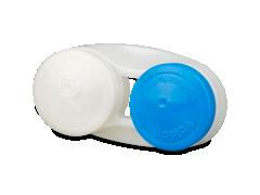 Antibakteerinen linssikotelo - sininen