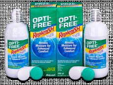 OPTI-FREE RepleniSH -piilolinssineste 2x300ml